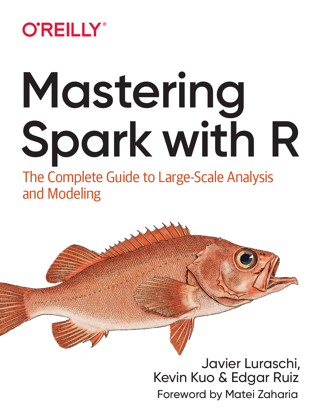 Mastering Apache Spark with R
